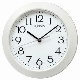セイコー KX241W(白パール) スタンダード掛け時計