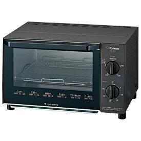 象印 EQ-AG22-BA(ブラック) こんがり倶楽部 オーブントースター 1000W