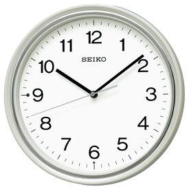セイコー KX252W(白パール) スタンダード 電波掛け時計