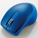 エレコム M-TP10BBSBU(ブルー) Bluetooth BlueLEDマウス 3ボタン