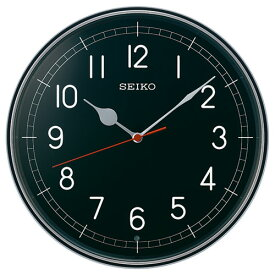 セイコー KX253S 電波掛時計 スタンダード
