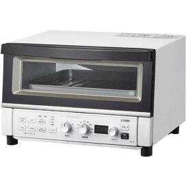 【長期保証付】タイガー魔法瓶 KAT-A130-WM(マットホワイト) やきたて コンベクションオーブン&トースター 1300W