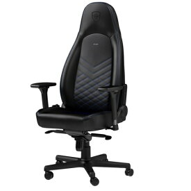 noblechairs NBL-ICN-PU-BBL-SGL(ブルー) noblechairs ICON