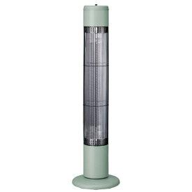 スリーアップ CB-T1831-GN(レトログリーン) タワーカーボンヒーター ノッポ 1000W