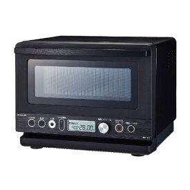 【長期保証付】コイズミ KRD-182D-K(ブラック) 土鍋付き電子レンジ 18L ヘルツフリー