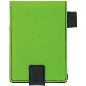 キングジム ショットノート メモパッド専用カバー Sサイズ 9100C(グリーン)