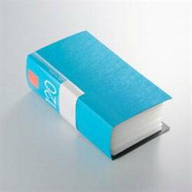 バッファロー BSCD01F120BL(ブルー) CD/DVDファイルケース