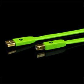オヤイデ電気 d+USB class B/1.0 オーディオ用USBケーブル 1m