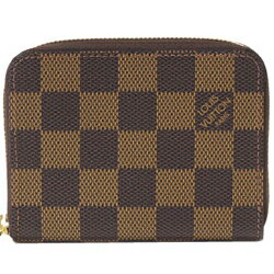 LOUIS VUITTON N63070 ダミエ ジッピーコインパース コインケース