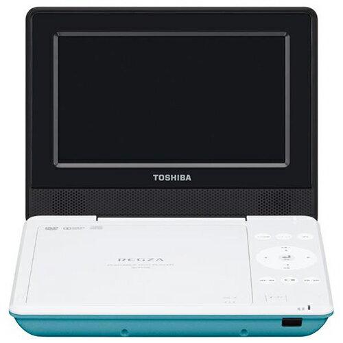 東芝 SD-P710SG(グリーン) REGZA(レグザ) ポータブルDVDプレーヤー