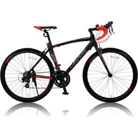 canover ADOONIS ロードバイク CAR-012 700×23C シマノ14段変速 ブラック