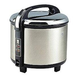 タイガー魔法瓶 TIGER JCC-270P-XS(ステンレス) 炊きたて 業務用炊飯器 1.5升 JCC270PXS 人気 炊飯ジャー ジャー炊飯器 おかゆ 大家族 プレゼント