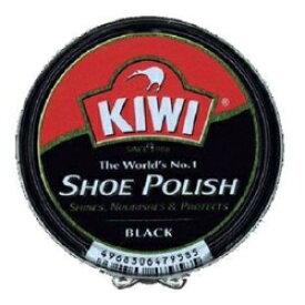 ジョンソン キィウイ 油性靴クリーム 黒 45ml