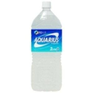 【まとめ買い】コカ・コーラ アクエリアス AQUARIUS ペットボトル 2.0L×12本【6本×2ケース】