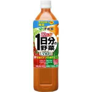 【ケース販売】伊藤園 PET栄養パケ1日分の野菜900g×12本セット まとめ買い