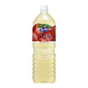 【まとめ買い】アサヒ バヤリース アップル ペットボトル 1.5L×8本(1ケース)