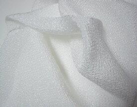 鬼ちりめん 生地(プロ仕様)・白 10cm単位 切り売り 和布 和柄生地 和柄 縮緬 ちりめん細工 つるし雛 つまみ細工