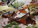 京西陣・金襴 生地 源氏絵巻(巻の四) (和布 和生地 和柄生地 和柄 和風)05P01Oct16
