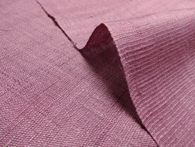 マスク用生地 本麻 生平 生地 貝紫 10cm単位 切り売り リネン 暖簾 インテリア布 和柄 生地 はぎれ 通販 和柄生地 和風 布地