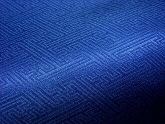 宋慧乔服装 りんず saaya 形式 (蓝色) / mekari / 日本面料和日本花纹织物 / 日本模式 / 日本 /fs3gm
