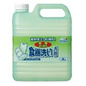 【業務用】スマイルチョイス食器洗剤 4L×3個入り