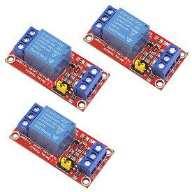 WayinTop リレーモジュール 1チャンネル DC 5V 高低レベル トリガー 継電器モジュール開発ボード フォトカプラ付き Arduino対応 Rasp
