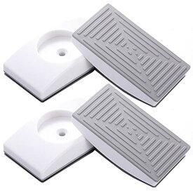 DETEKER ウォールセーバー 4個 補強 壁を傷つけない 滑り止めパッド 穴あけ不要 取付簡単 ベビー/ペットゲートを 固定&取付用パ