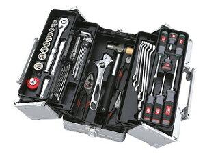 KTC 工具セット(両開きメタルケースタイプ)52点 SK4520W
