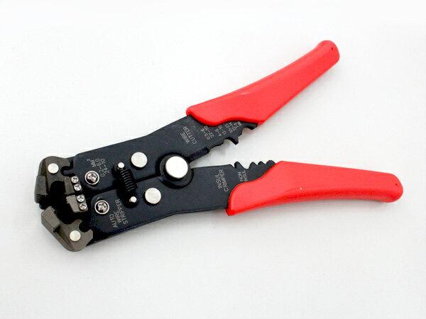 ワイヤーストリッパー ■電線コードの皮剥ぎに!