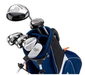 クリーブランド/CleveLand ジュニア用6本ゴルフクラブセットキャディバッグ付