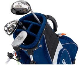 クリーブランド/CleveLand ジュニア用3本ゴルフクラブセットキャディバッグ付