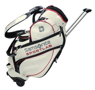 有新秀丽体育实验室/Samsonite SPORTLAB解说员的高尔夫球场服务员包SNCB-105