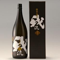 特別本醸造 我流(がりゅう)720ml【徳島の地酒