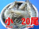 天使の海老 小サイズ20尾小分け(規格:40/50)