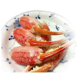 ボイルずわいがに蟹爪(一本爪) 3L 500gパック(16〜20爪入り)