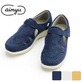 【65%OFF】 TOKUTAKE aimyu(アイミュー)ライトサマー 6504 3カラー(ライトグレー キャメル ネイビー )M L LL 3サイズ(22.0〜24.5cm)徳武産業 靴 涼しい