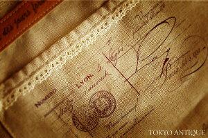 【東京アンティーク】リヨンの伝票