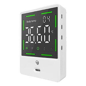 ATTRAIT アトレ 壁掛け 非接触温度計 HC-T01