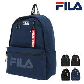 フィラ リュック A4 27L コード メンズ レディース 7589 FILA   リュックサック デイパック バックパック 撥水 軽量