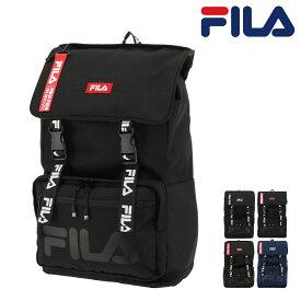 フィラ リュック スクエア A4 15L コード メンズ レディース 7590 FILA   リュックサック デイパック バックパック 撥水 軽量