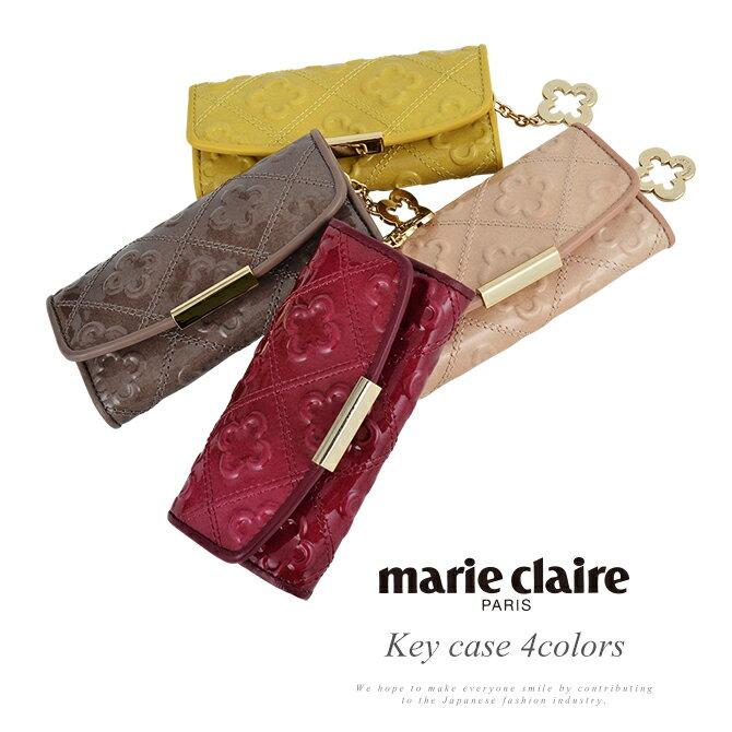 【セール】【SALE】マリクレール キーケース marie claire Supple vivi シュプールヴィヴィ レディース 牛革 MC88591