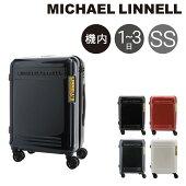 マイケルリンネルスーツケース|機内持ち込み37L47cm3kg360-5000|ハードファスナー|TSAロック搭載キャリーバッグキャリーケース[05/27][即日発送][PO10]