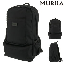 ムルーア リュック コーデュラ レディース MR-B713 MURUA   リュックサック A4[bef][PO5]