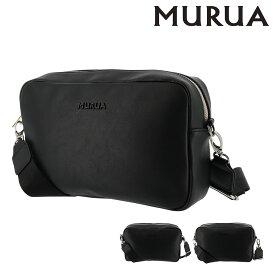ムルーア ショルダーバッグ ブラック レディースMR-B734 MURUA   コンパクト[PO5]
