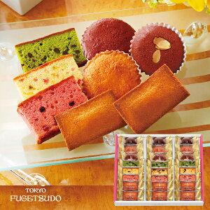 焼き菓子 プレゼント ギフト 詰め合わせ 個包装東京風月堂 お菓子の美術館24個入スイーツ お菓子 チョコ以外