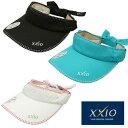 ゼクシオ レディスサンバイザー XWH4324 ダンロップ XXIO DUNLOP 【帽子】【ゴルフウェア】【バイザー】