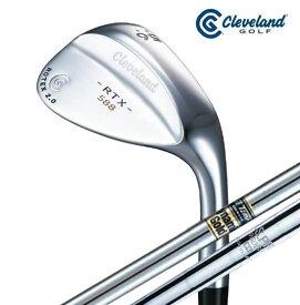 クリーブランドゴルフ 588 RTX 2.0 ローテックス 2.0 ブレードタイプ ツアーサテンウェッジ 2本セット(52−10度,58−10度)