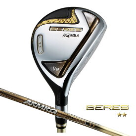 HONMA 本間ゴルフ BERES ユーティリティ ベレス New ARMRQ 47 2Starシャフト(2019年モデル)