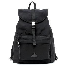 ANONYM CRAFTSMAN DESIGN 日本製 バックパック メンズ レディース 66Hybrid生地 ブラック 黒 黒色 リュックサック デイパック リュック ブランド ナイロン おしゃれ 可愛い 高級 大人 通学 旅行