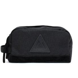 ANONYM CRAFTSMAN DESIGN セルスパンナイロン バッグインバッグ ポーチ ブラック 黒 黒色 小物入れ 小さめ メンズ レディース リュック 整理 軽い 日本製 ブランド ナイロン おしゃれ 可愛い